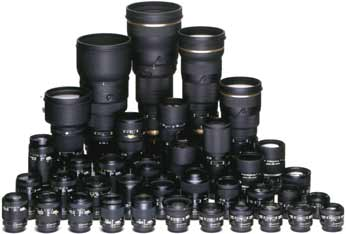 Nikon Entfernungsmesser : Nikon nikkor objektive